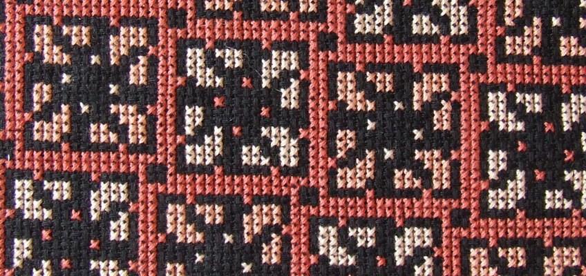 Binary Cross Stitch – Pattern