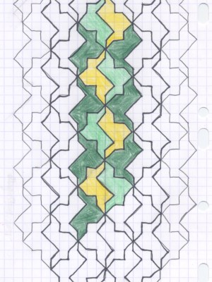 Tessellation Day 4/30