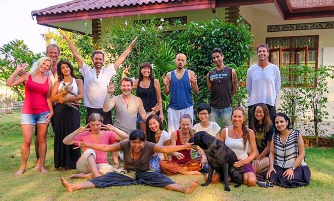 marine yoga teacher training