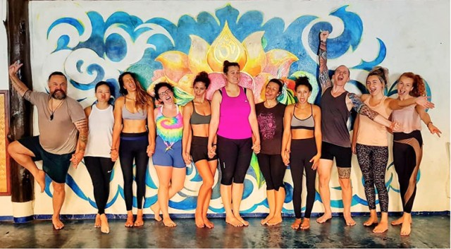 ananda detox yoga teacher training