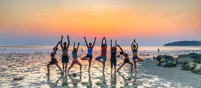 anada pure yoga retreat teacher training