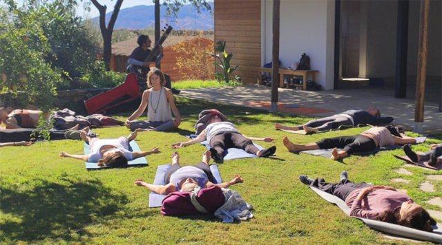 durga tiger school yoga teacher training