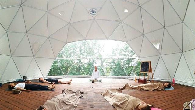 love evolve awaken yoga teacher training