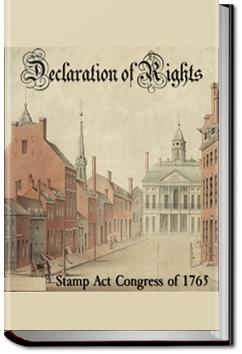Declaration of Rights and Grievances  Stamp Act Congress of 1765  Audiobook and eBook  All