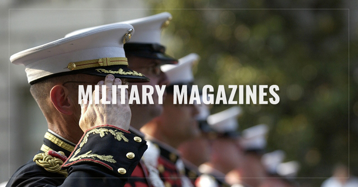 best military magazines gi