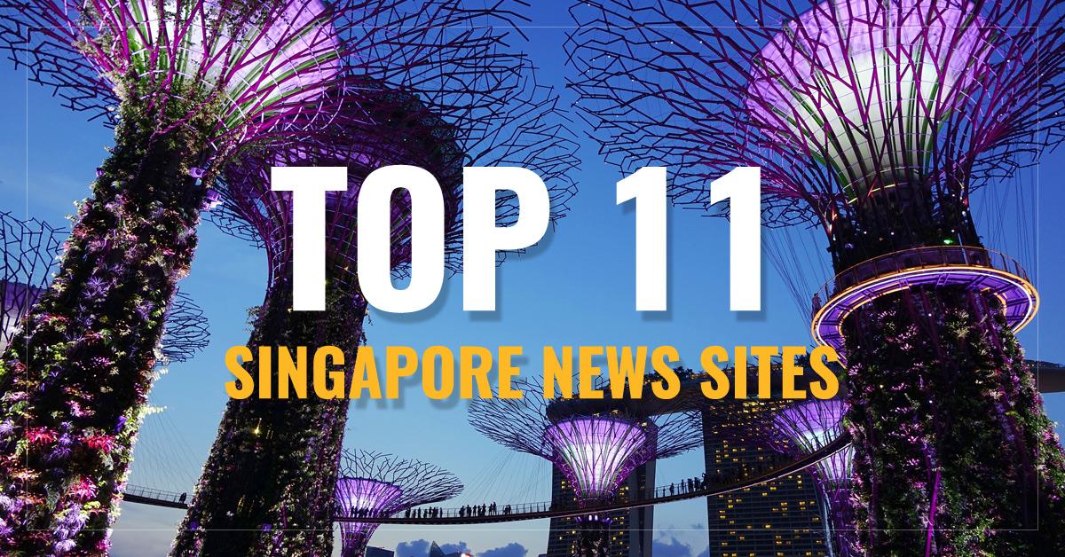 Top 11 Singapore Newspapers & News Media - Singapore News - AllYouCanRead.com