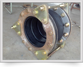 Rubber Expansion Bellows Manufacturers in India