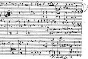 Gustav Mahler 10. Symphonie
