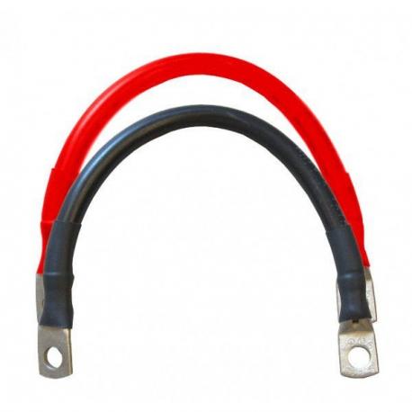 Kabel fr Batterie  Set aus 2 Leitungen  35mm2  20cm  Alma Solar Nr1 fr Solarmodule online