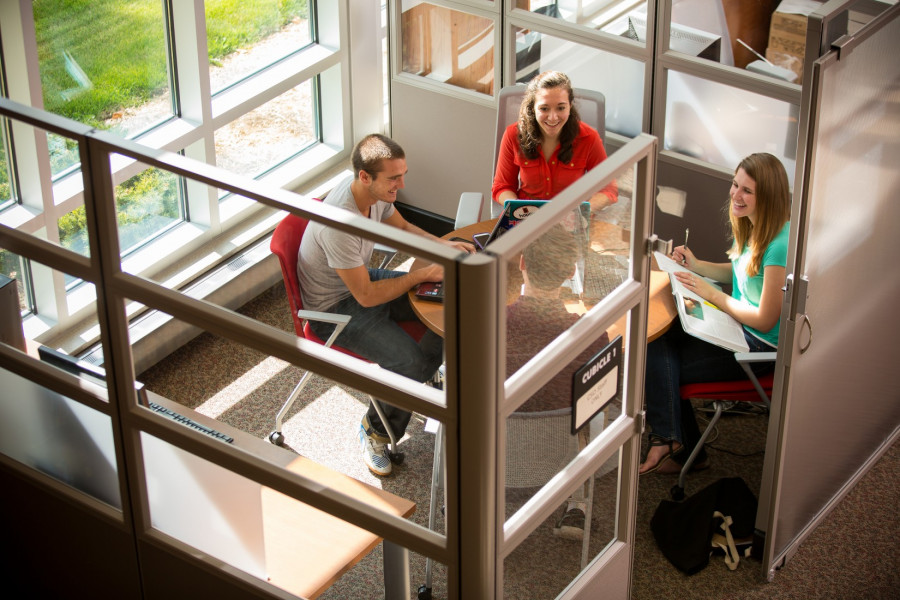 Center for Student Opportunity Alma College