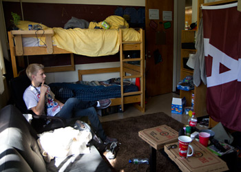 First Year Housing Student Life Alma College