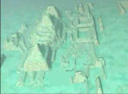 Artists interpretation Atlantis