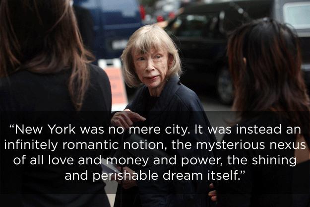 On New York