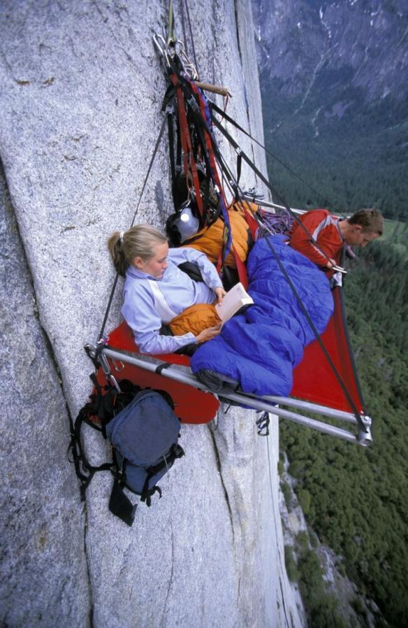 portaledge camping