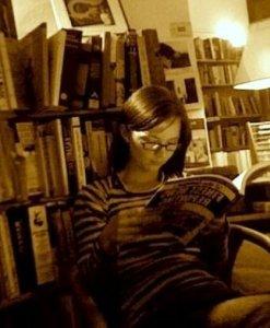Loves books