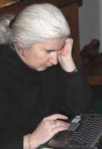 alma writing