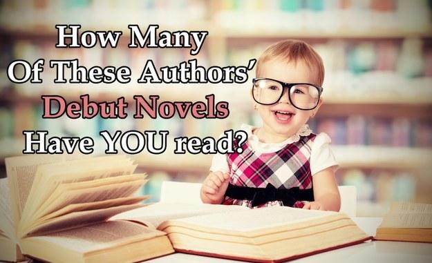 Debut novels