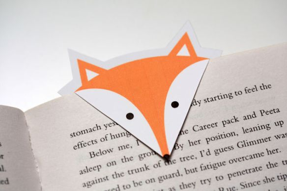 Fox bookmark