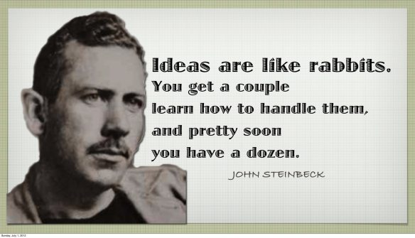 QUOTE John-Steinbeck