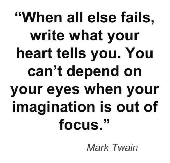 QUOTE Mark Twain