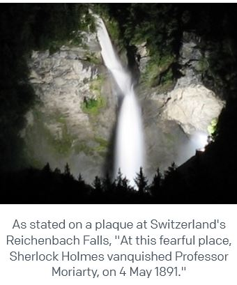 Sherlock Falls