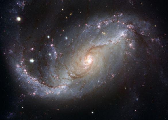 Galaxy image from NASA
