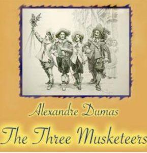3 Muskatereers illustration