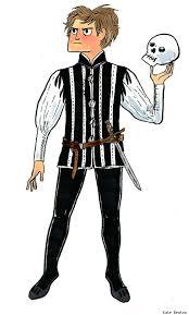 Hamlet illustration