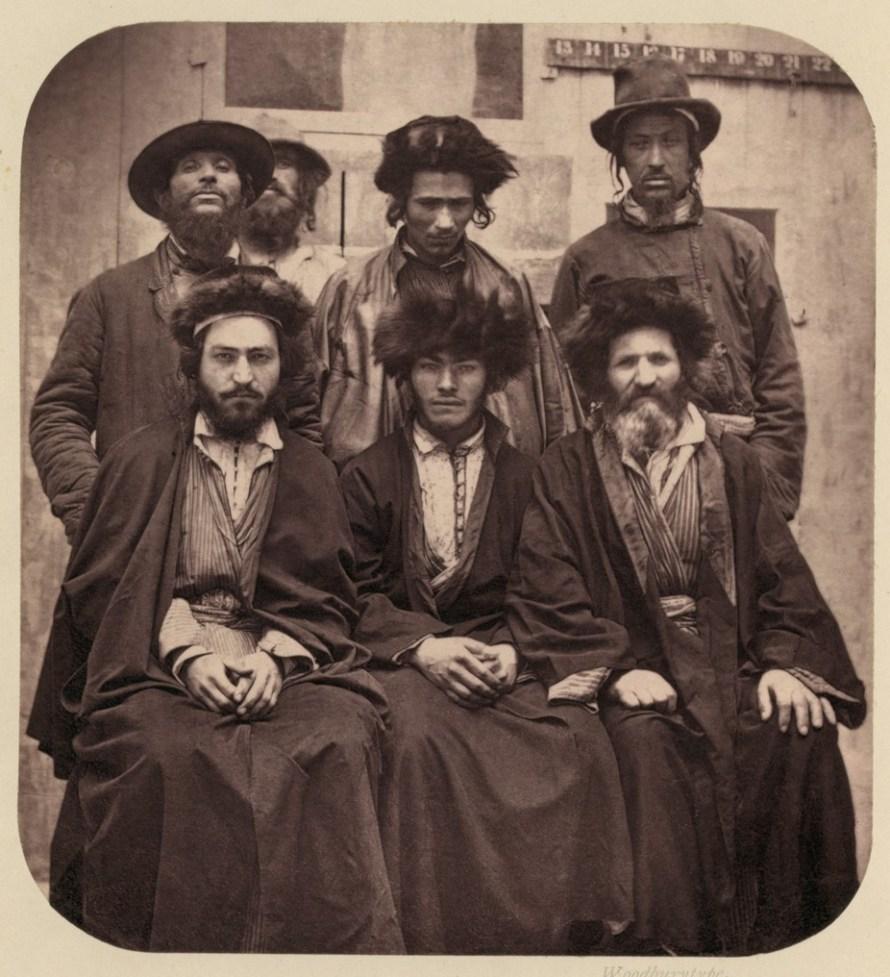 Ashkenazi Jews, Yiddish speakers photo