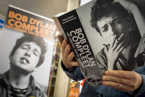 Bob Dylan montage