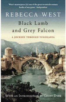 Black Lamb and Grey Falcon cover