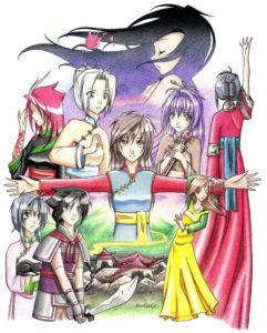 The Secrets Of Jin Shei By Hoshiaka