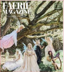 Faerie Magazine cover