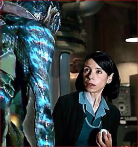 Shape of Water photo