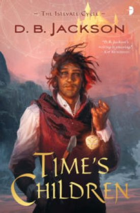 Time travel book cover