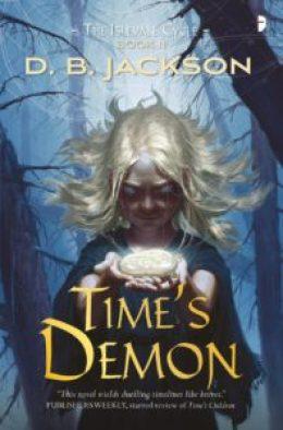 Cover of Times-Demon-DB-Jackson
