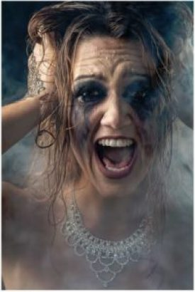 photo of angry woman