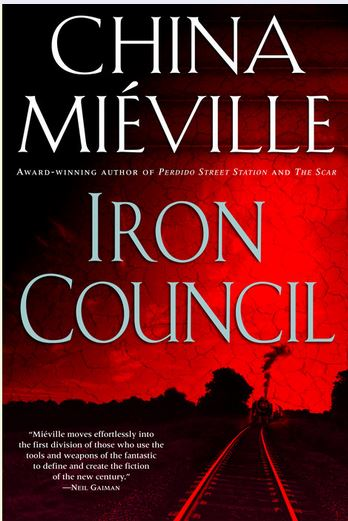 Cover of 'Iron Council'
