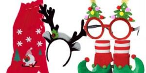 Disfraces Navidad Complementos