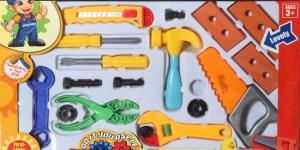 Juego set de herramientas