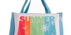 Bolsa grande verano