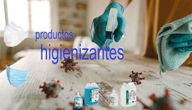 Productos contra la covip19