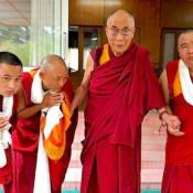 Monjes Tibetanos