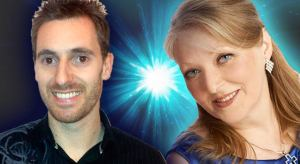 Mikel Lizarralde y Anne Germain