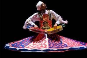 Danza espiritual Derviche