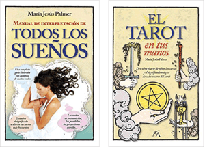 Libro sobre el taro y la interpretación de los sueños de Maria Jesus Palmer