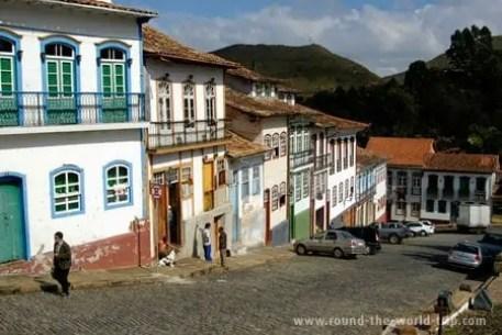 Ladeira de Ouro Preto, Minas Gerais