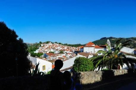 Malha urbana de Castelo de Vide