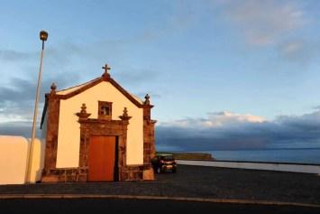 Ermida de São Pedro Gonçalves Telmo, em Vila do Porto