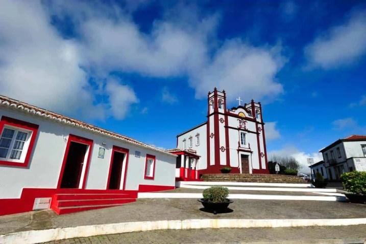 Igreja de Santo Antão, Vila do Porto